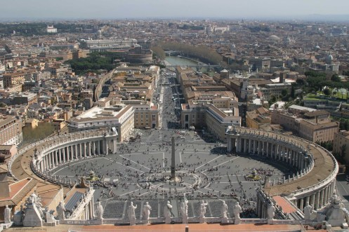 st-peters-square-from-dome
